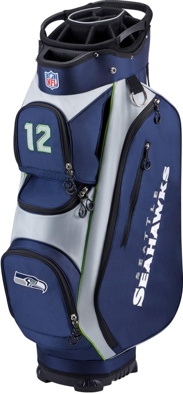 Wilson Seattle Seahawks NFL Cart Golf Bag product image