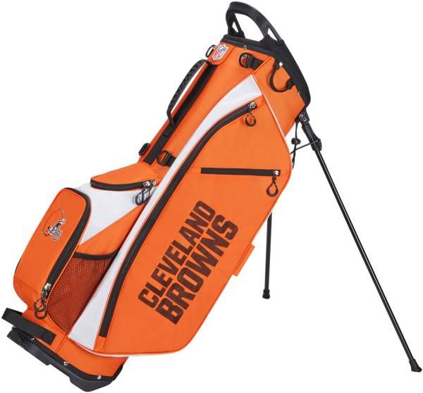 Wilson Cleveland Browns NFL Carry Golf Bag product image