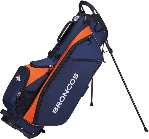 Wilson Denver Broncos NFL Carry Golf Bag product image