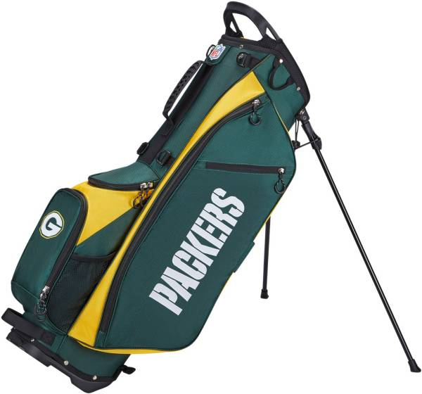 Wilson Green Bay Packers NFL Carry Golf Bag product image