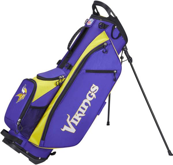 Wilson Minnesota Vikings NFL Carry Golf Bag product image