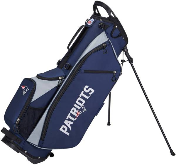 Wilson New England Patriots NFL Carry Golf Bag product image