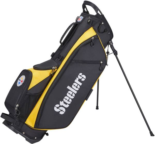 Wilson Pittsburgh Steelers NFL Carry Golf Bag product image