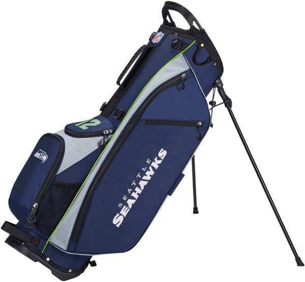 Wilson Seattle Seahawks NFL Carry Golf Bag product image