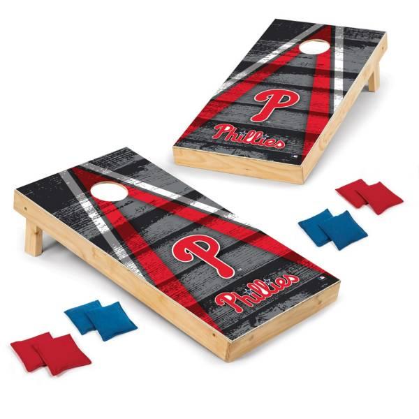 Wild Sports Philadelphia Phillies 2x4 Vintage Tailgate Toss product image