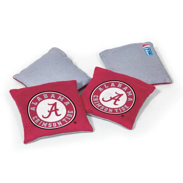 Wild Sports Alabama Crimson Tide 4 pack Bean Bag Set product image