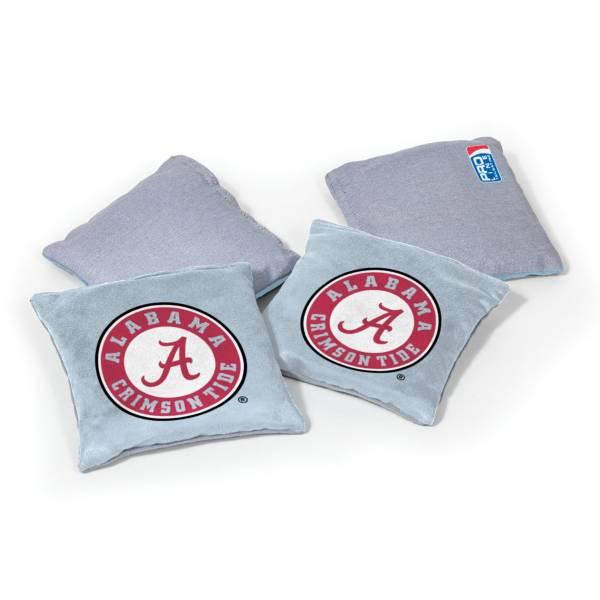 Wild Sports Alabama Crimson Tide 4 pack Logo Bean Bag Set product image