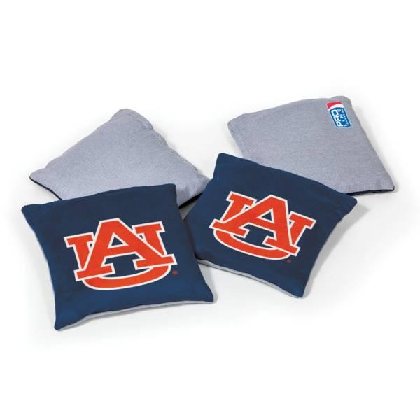 Wild Sports Auburn Tigers 4 pack Bean Bag Set product image