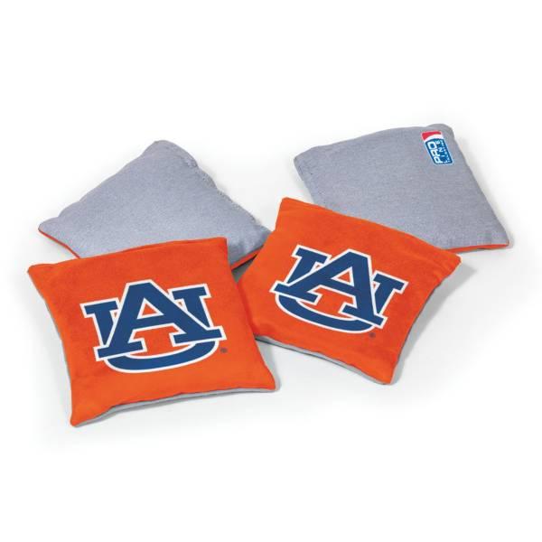 Wild Sports Auburn Tigers 4 pack Logo Bean Bag Set product image