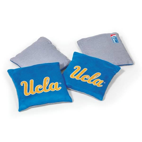 Wild Sports UCLA Bruins 4 pack Logo Bean Bag Set product image