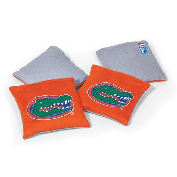 Wild Sports Florida Gators 4 pack Logo Bean Bag Set product image