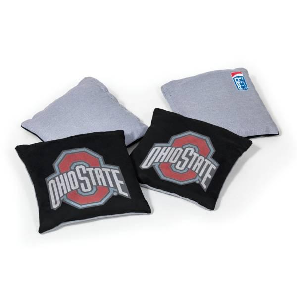 Wild Sports Ohio State Buckeyes 4 pack Bean Bag Set product image