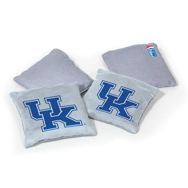 Wild Sports Kentucky Wildcats 4 pack Logo Bean Bag Set product image