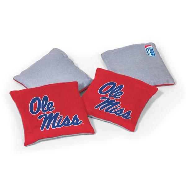 Wild Sports Ole Miss Rebels 4 pack Bean Bag Set product image