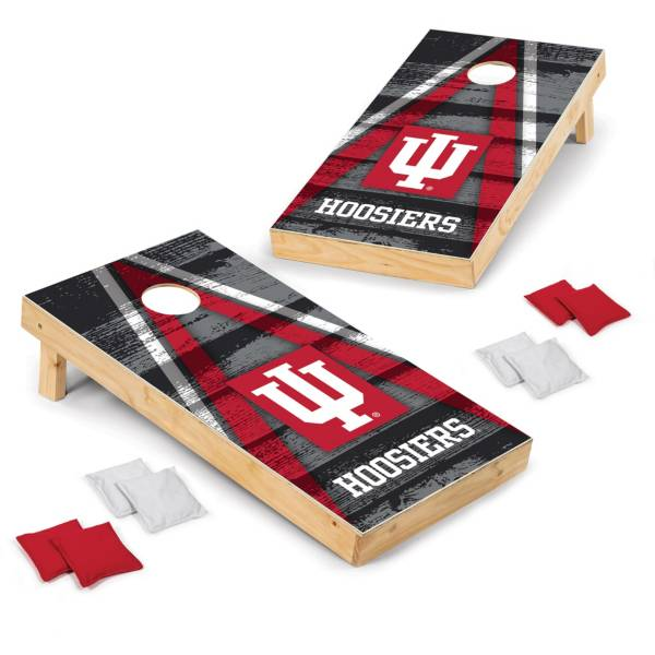 Wild Sports Indiana Hoosiers 2x4 Vintage Tailgate Toss product image