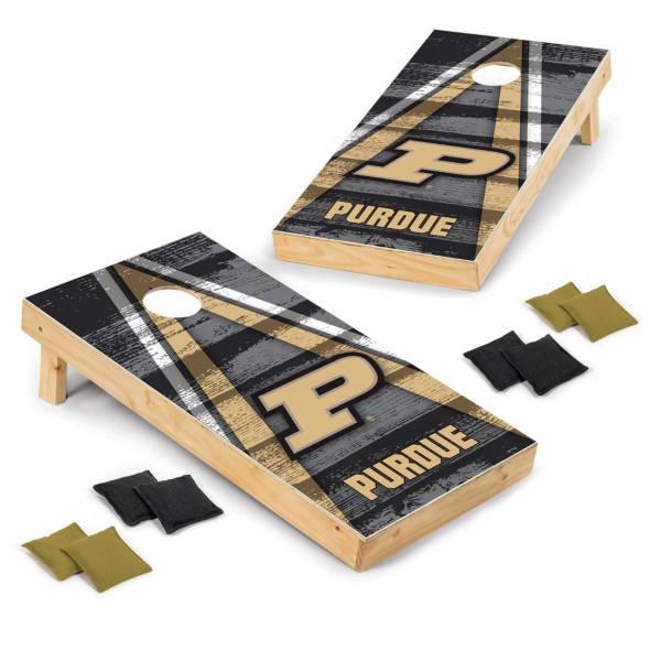 Wild Sports Purdue Boilermakers 2x4 Vintage Tailgate Toss product image