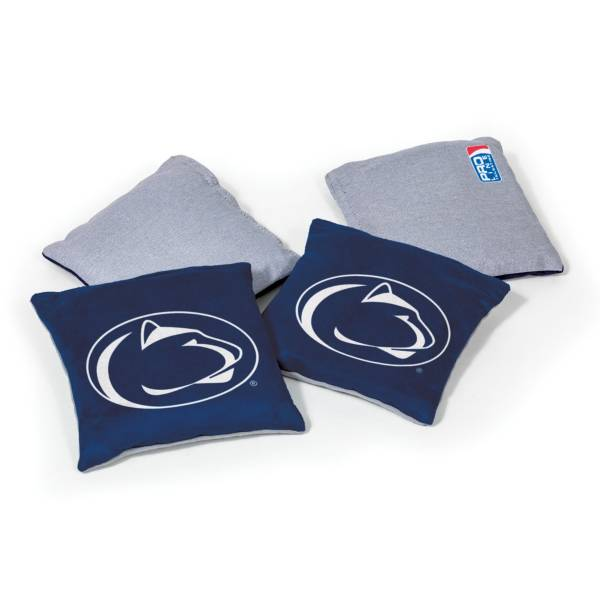 Wild Sports Penn State Nittany Lions 4 pack Bean Bag Set product image