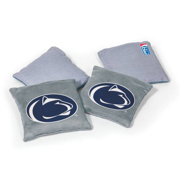 Wild Sports Penn State Nittany Lions 4 pack Logo Bean Bag Set product image