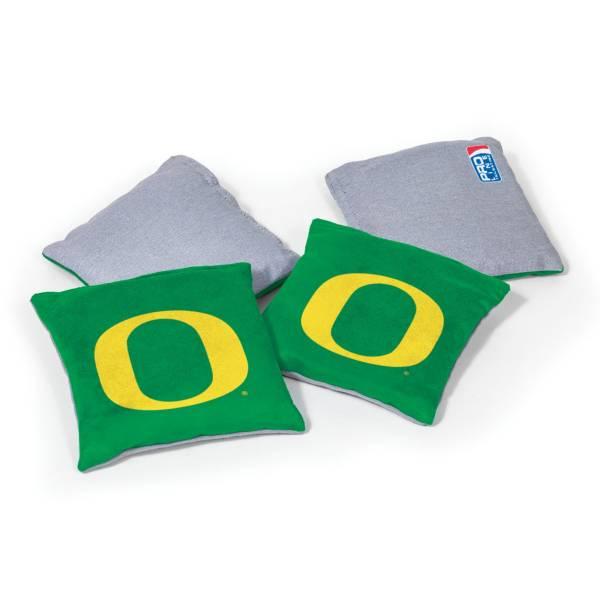 Wild Sports Oregon Ducks 4 pack Bean Bag Set product image