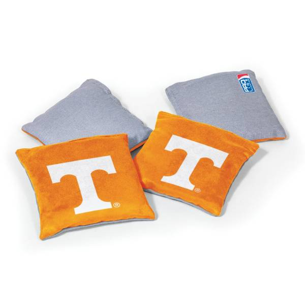 Wild Sports Tennessee Volunteers 4 pack Bean Bag Set product image