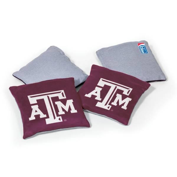 Wild Sports Texas A&M Aggies 4 pack Bean Bag Set product image