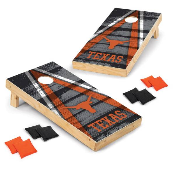 Wild Sports Texas Longhorns 2x4 Vintage Tailgate Toss product image