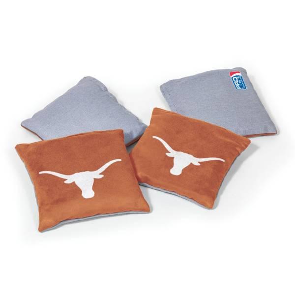 Wild Sports Texas Longhorns 4 pack Bean Bag Set product image