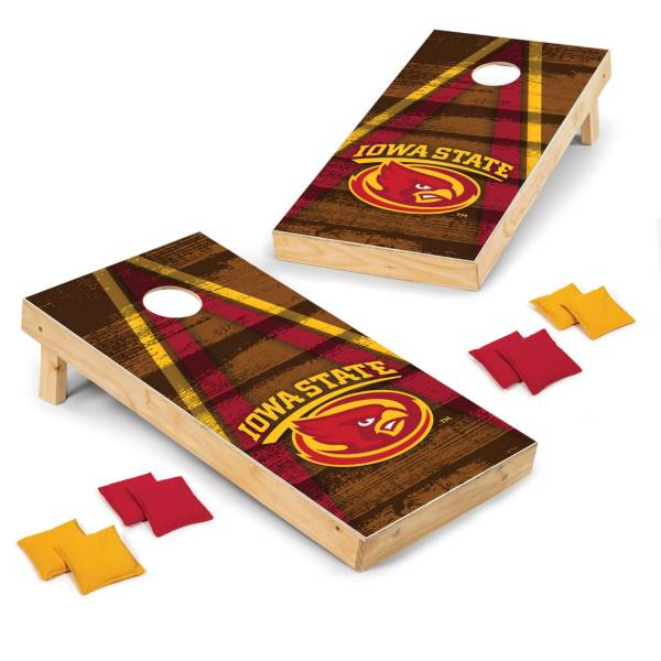 Wild Sports Iowa State Cyclones 2x4 Vintage Tailgate Toss product image