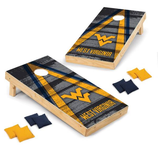 Wild Sports West Virginia Mountaineers 2x4 Vintage Tailgate Toss product image