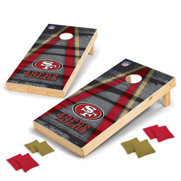 Wild Sports San Francisco 49ers 2x4 Vintage Tailgate Toss product image
