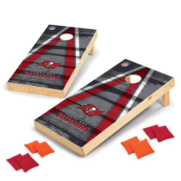 Wild Sports Tampa Bay Buccaneers 2x4 Vintage Tailgate Toss product image