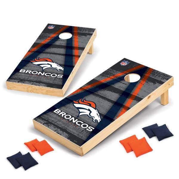 Wild Sports Denver Broncos 2x4 Vintage Tailgate Toss product image