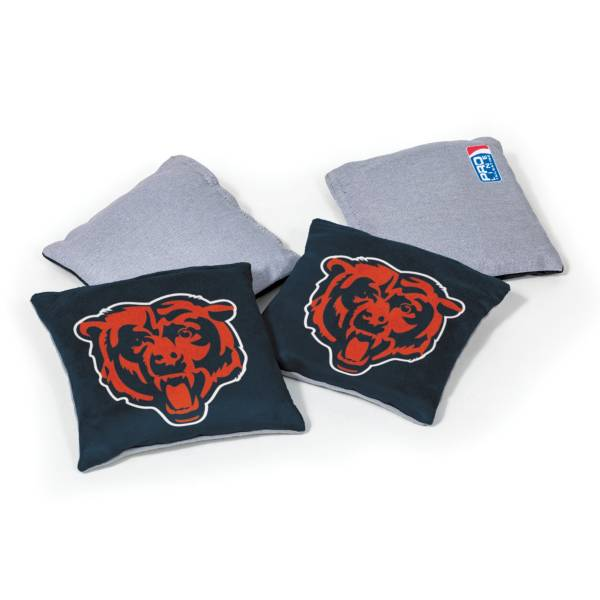 Wild Sports Chicago Bears 4 pack Bean Bag Set product image