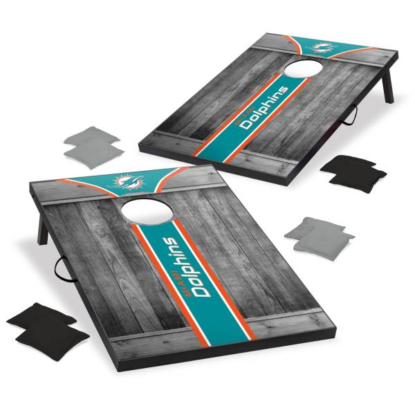 Wild Sports Miami Dolphins 2 x 3 Tailgate Toss product image