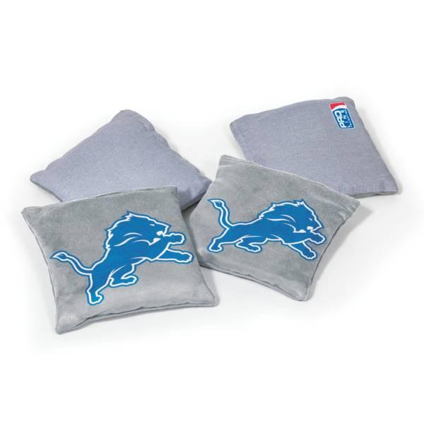 Wild Sports Detroit Lions 4 pack Bean Bag Set product image