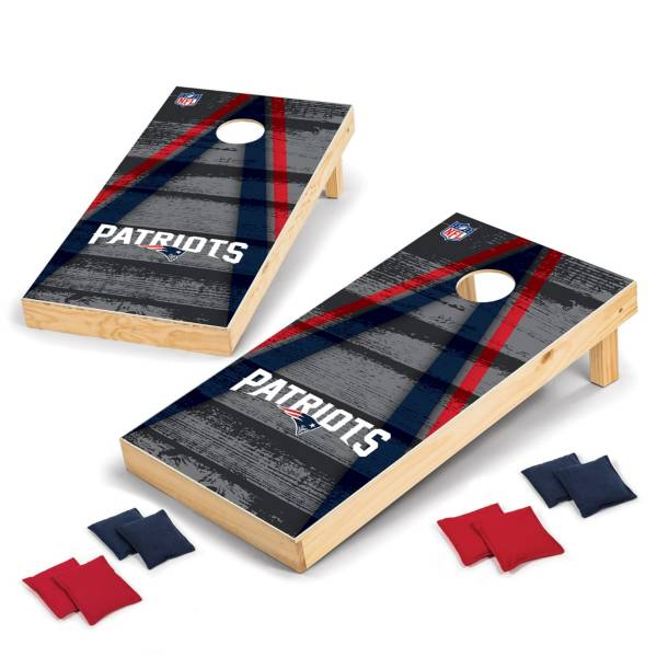 Wild Sports New England Patriots 2x4 Vintage Tailgate Toss product image