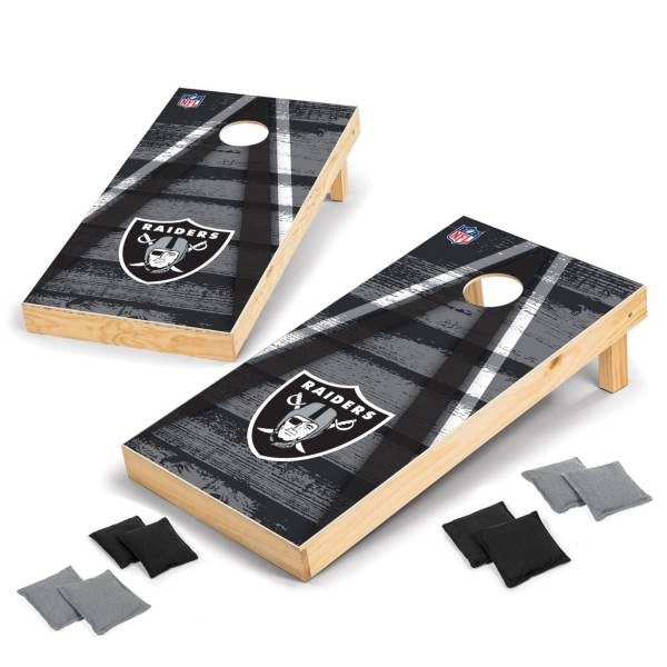 Wild Sports Oakland Raiders 2x4 Vintage Tailgate Toss product image