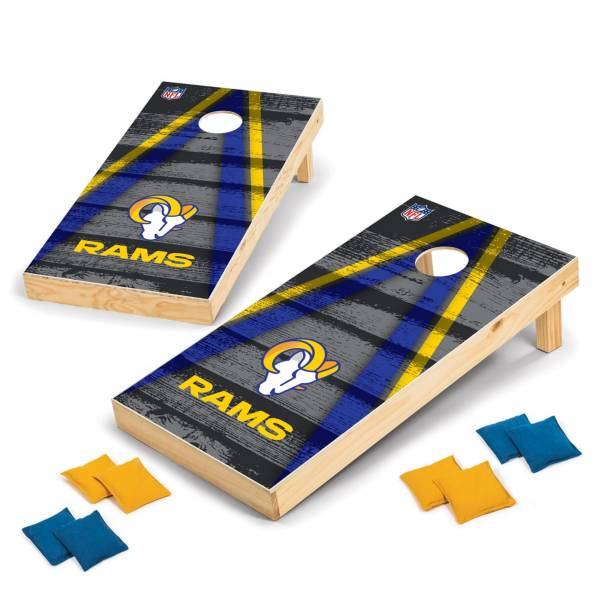Wild Sports Los Angeles Rams 2x4 Vintage Tailgate Toss product image