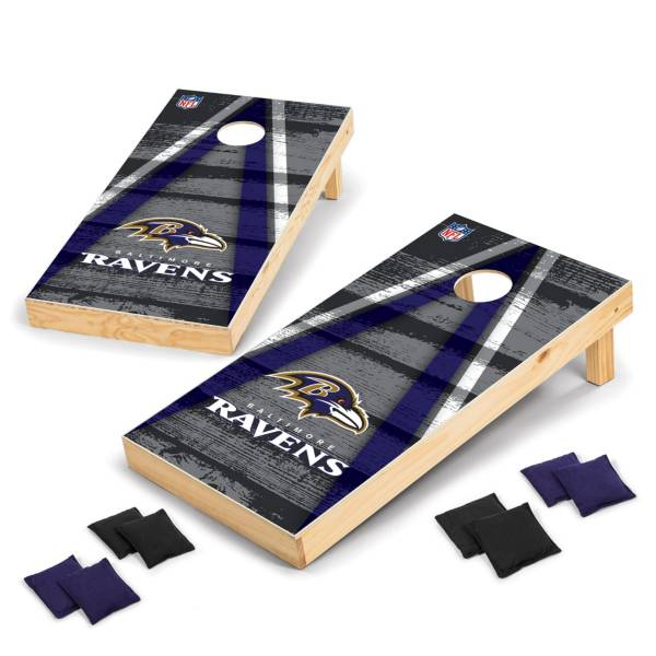 Wild Sports Baltimore Ravens 2x4 Vintage Tailgate Toss product image