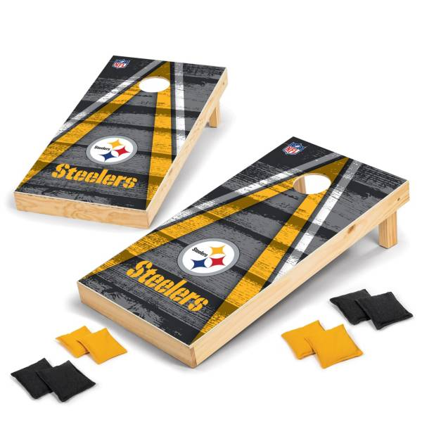 Wild Sports Pittsburgh Steelers 2x4 Vintage Tailgate Toss product image