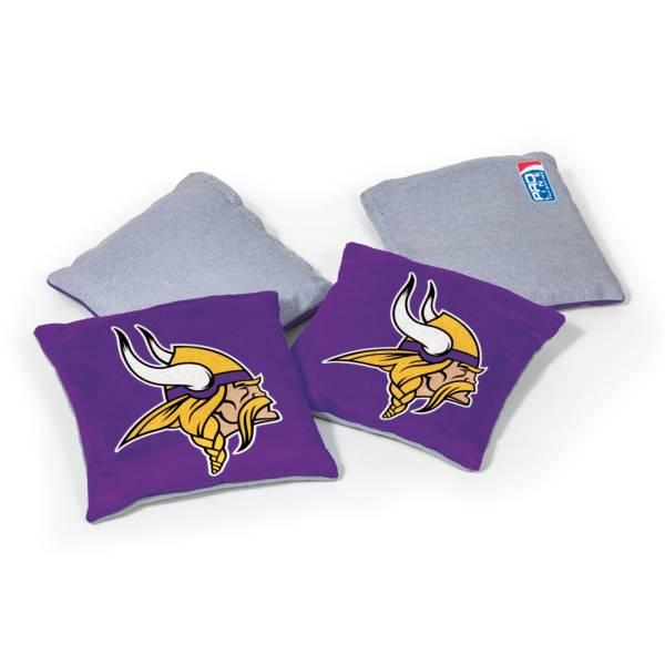 Wild Sports Minnesota Vikings 4 pack Bean Bag Set product image