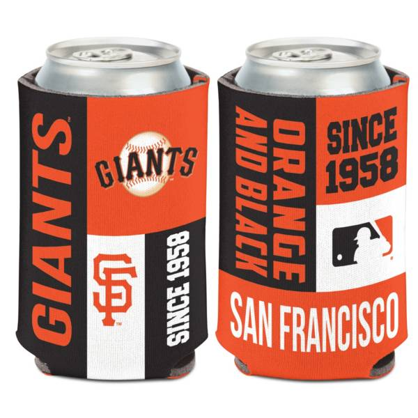 WinCraft San Francisco Giants Colorblock Can Coozie product image