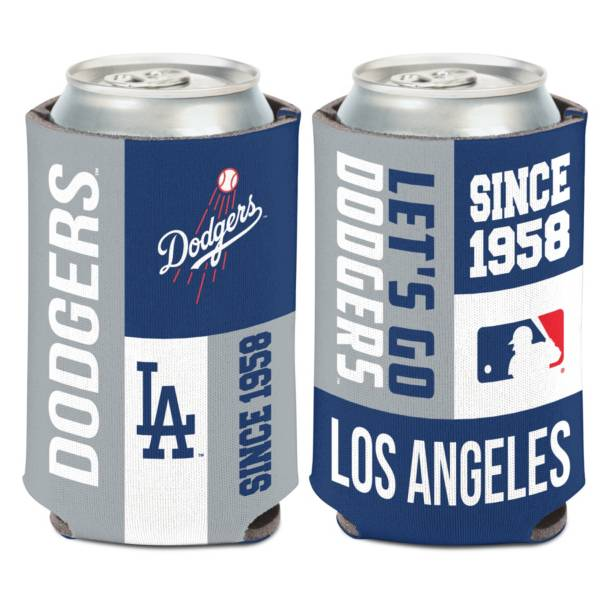 WinCraft Los Angeles Dodgers Colorblock Can Coozie product image
