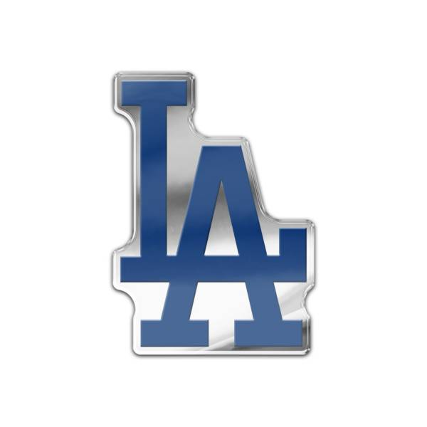 Wincraft Los Angeles Dodgers Auto Badge Decal product image