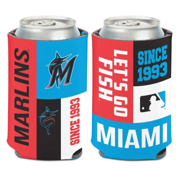 WinCraft Miami Marlins Colorblock Can Coozie product image