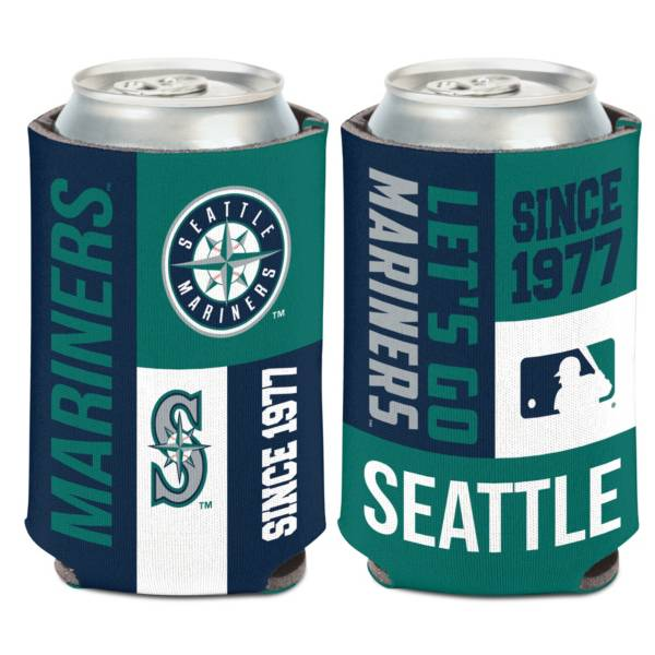 WinCraft Seattle Mariners Colorblock Can Coozie product image