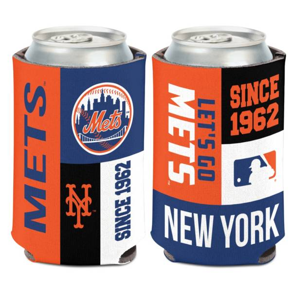 WinCraft New York Mets Colorblock Can Coozie product image