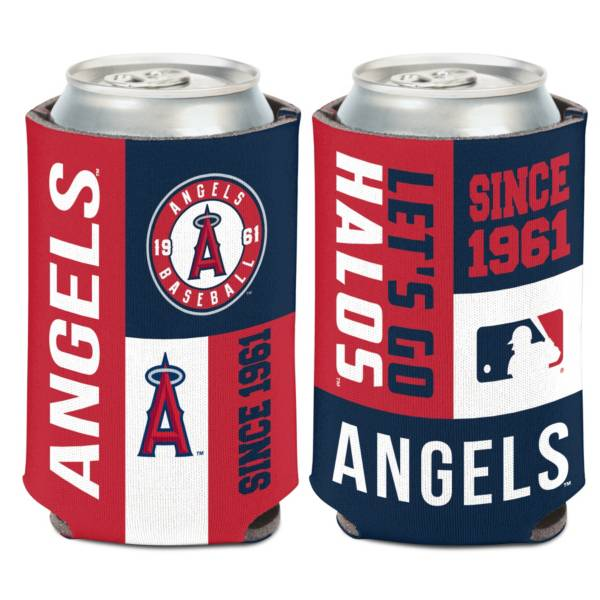 WinCraft Los Angeles Angels Colorblock Can Coozie product image
