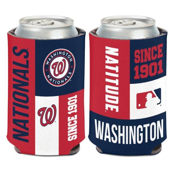 WinCraft Washington Nationals Colorblock Can Coozie product image