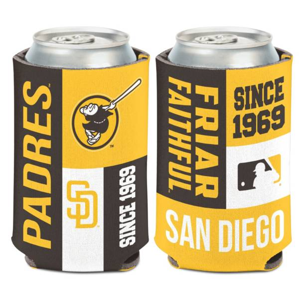 WinCraft San Diego Padres Colorblock Can Coozie product image